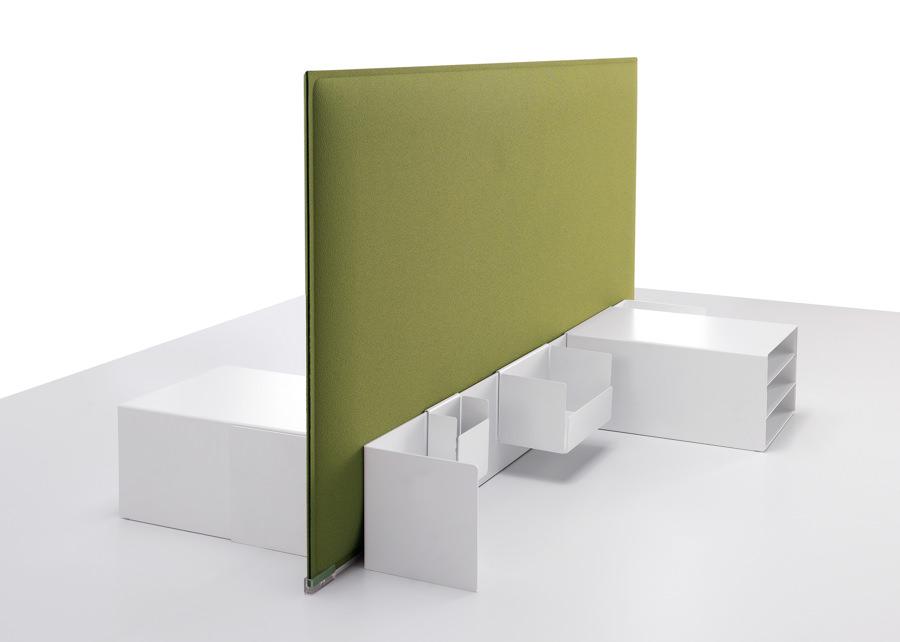 Buro Trennwand Grun Raumteiler Ideen Sichtschutz Ideen