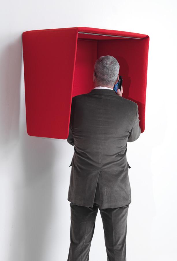 Schallschutz Fur Telefonierer Telefonzelle Buro Raumteiler Ideen