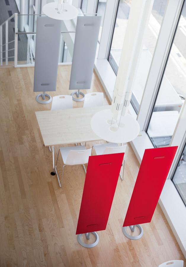Designer Schallschutz Trennwand Buro Raumteiler Ideen